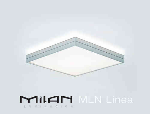 Milan MLN Linea LED 28W 420mmx420mm