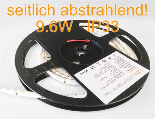 LED Strip - SideLight - LLA2120/9.6W/3000/IP33