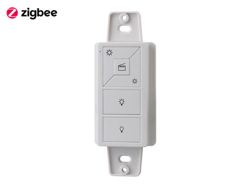 Zigbee Single Color Wall Mounted  Remote Controller
