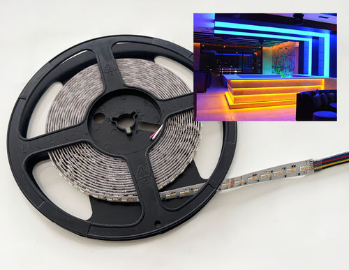RGBSWW LED Strip - LLA696 / 19.2W